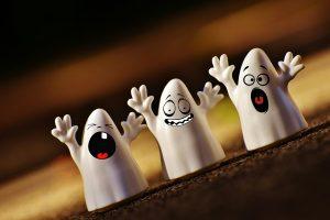 Halloween Geister