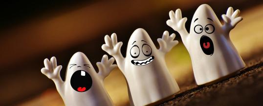 Kurz notiert: Gruftis an Halloween