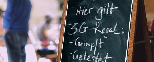 3G, 2G, ach geh!